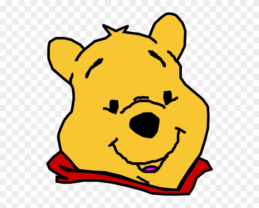 Winnie The Pooh Icon Png #43465