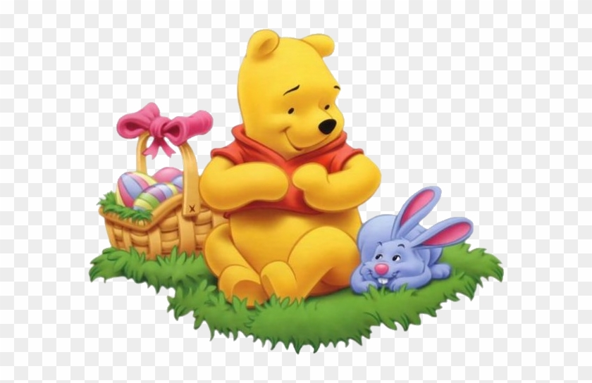 Winnie The Pooh Easter Clip Art - Winnie The Pooh Easter #43481