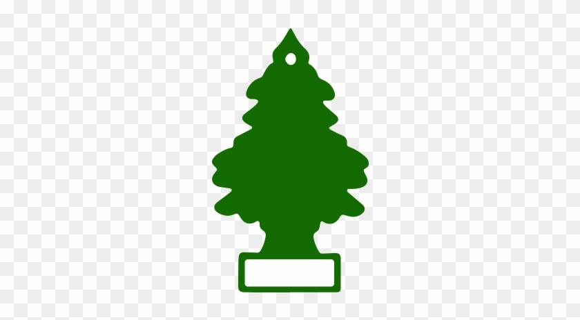 Car-freshner Clipart Png Graphic Cave - Pine Tree Air Freshener #43607