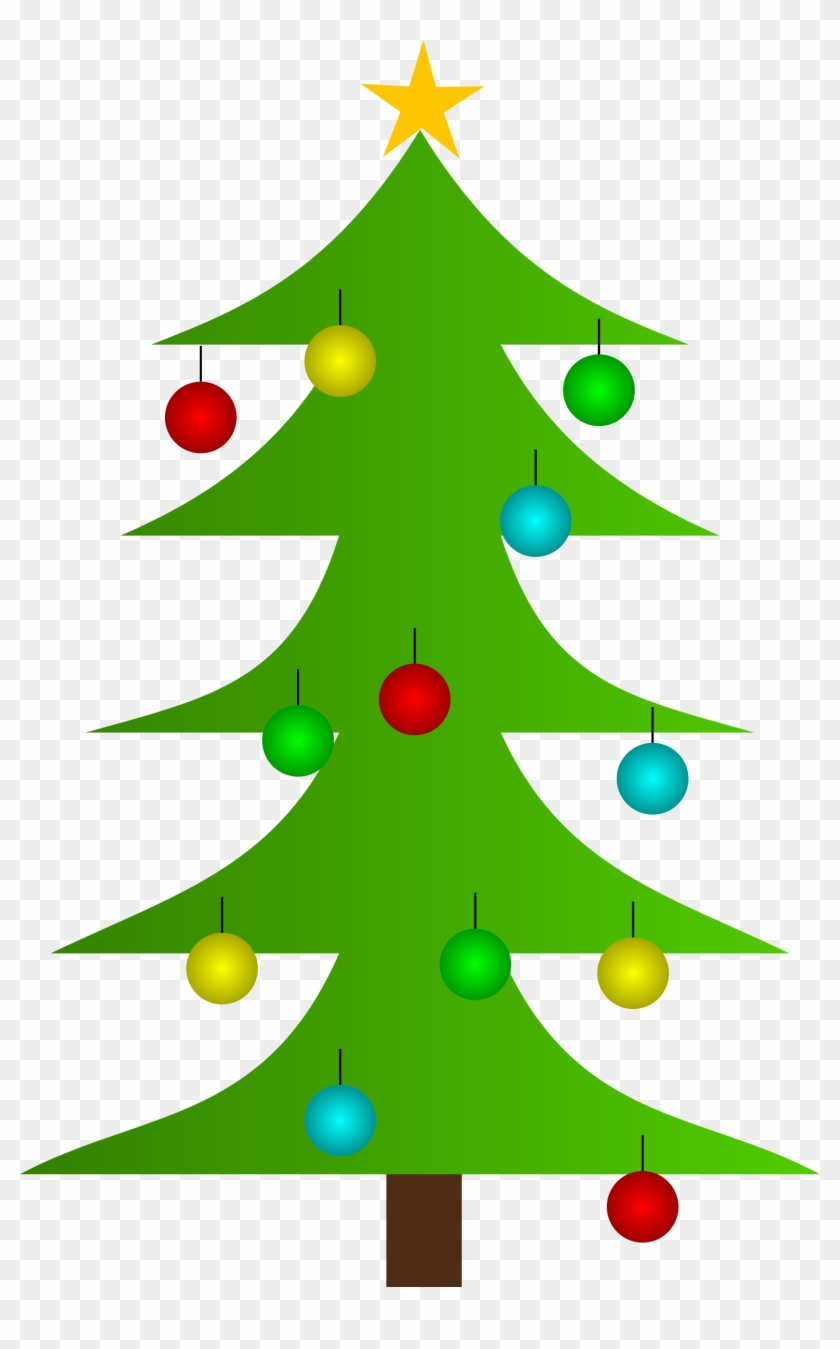 Keywords - Bauble - Christmas - Pine - Tree - Xmas - Christmas Tree Symbol #43691