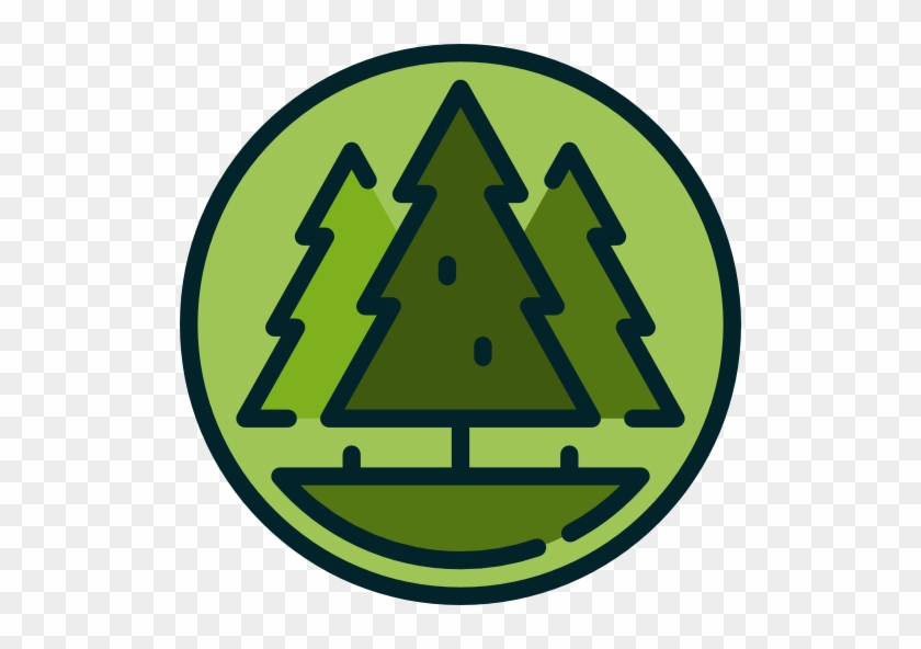 Size - Forest Png Icon #43695