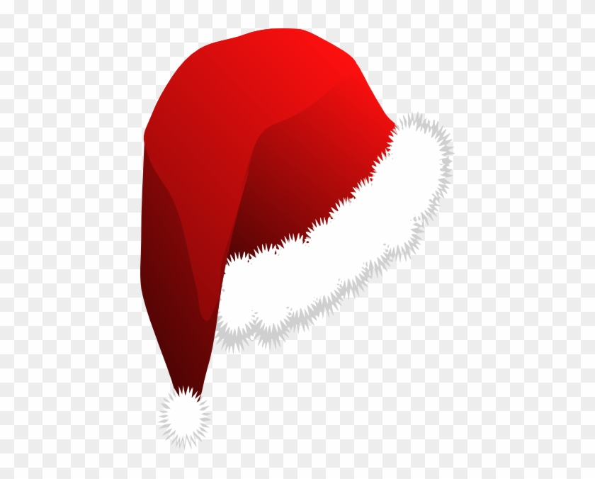 Picture Of A Santa Hat - Santa Hat Clip Art #43700
