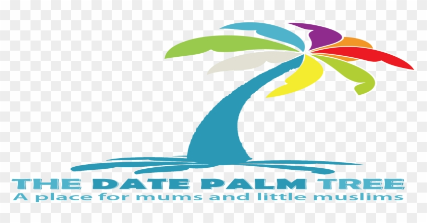 The Date Palm Tree - Date Palm Tree Logo #43900