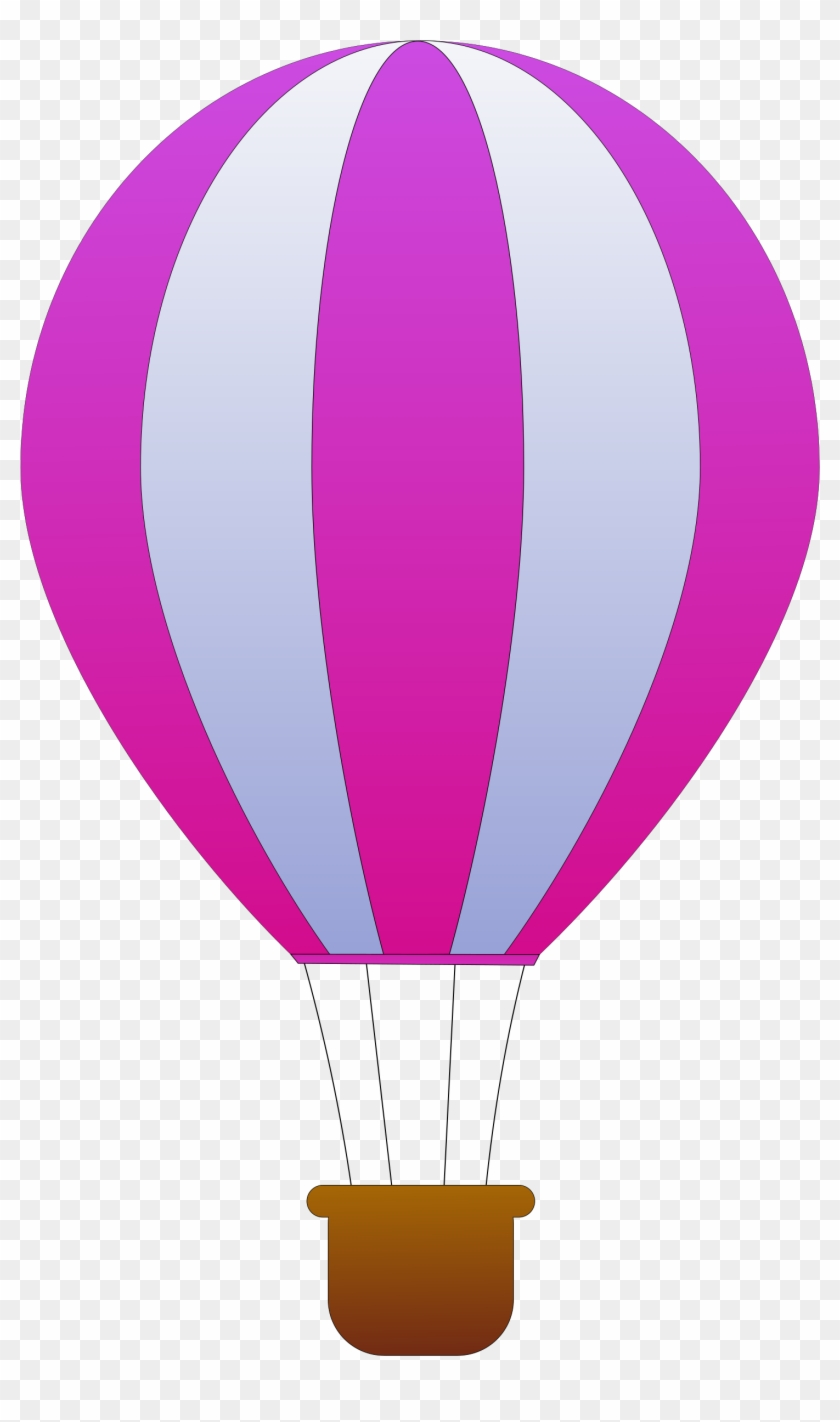 Air Balloon Png - Hot Air Balloon Clip Art #43901