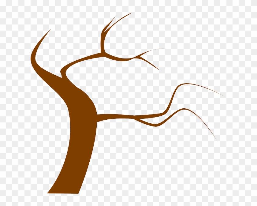 Dead Tree Clip Art #44226