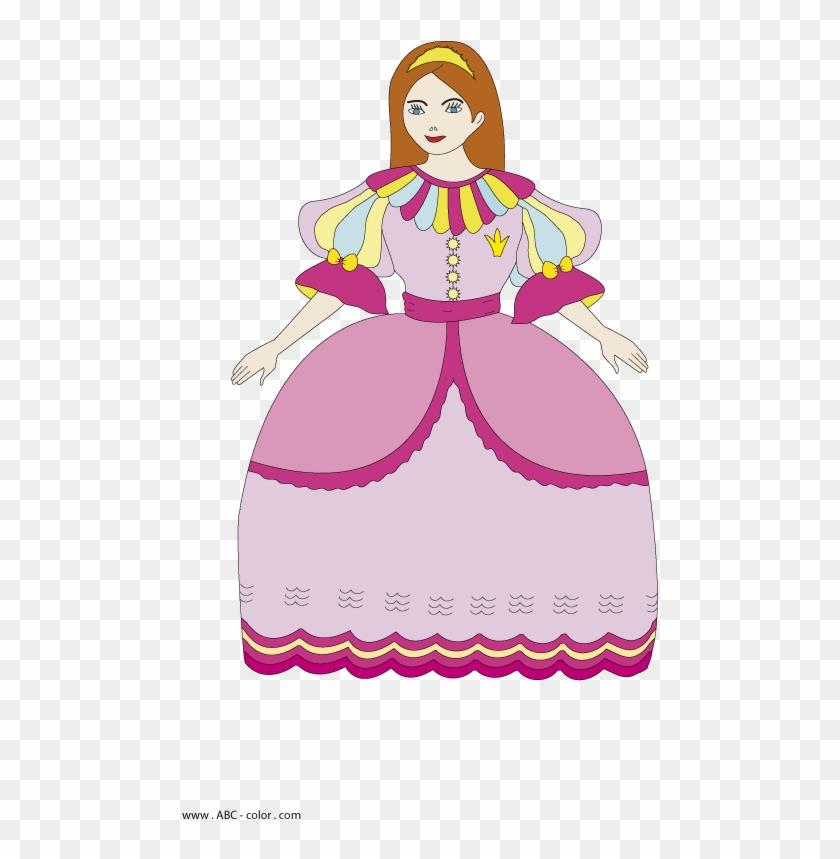 Clip Arts Related To - Mean Princess Clip Art #44354