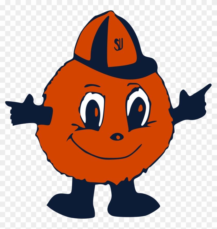 Orange Basketball Cliparts - Syracuse University Logo Otto #241385