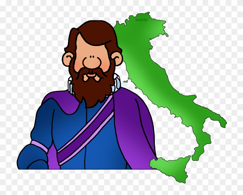John Cabot And Map Of Italy Made In Italy Food Free