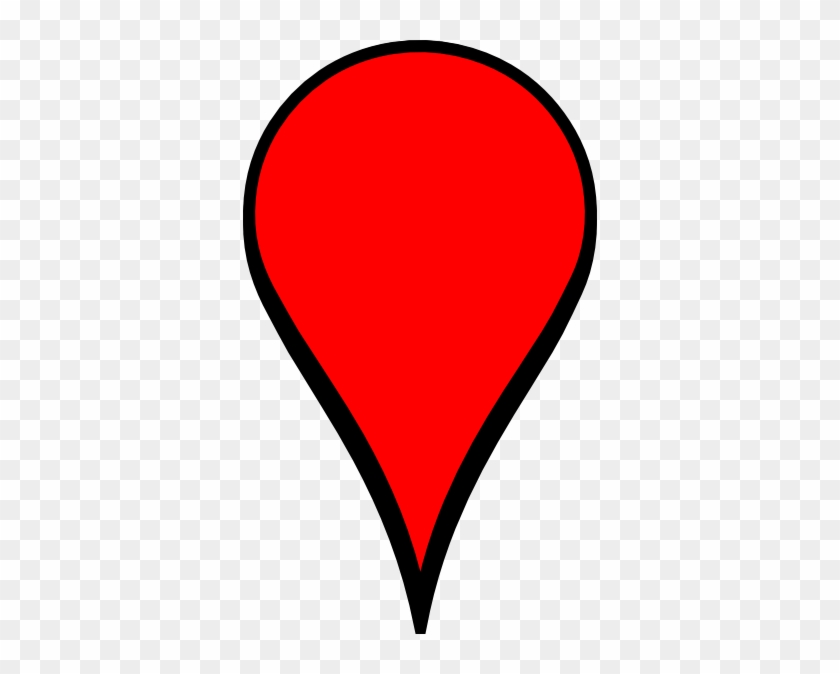 Free Red Dot Cliparts, Download Free Clip Art, Free - Google Maps Red Icon #241449