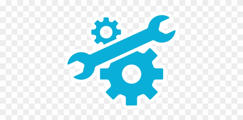 Api Specifies A Set Of Functions Or Routines That Accomplish - Setting Icon Png Blue #241761