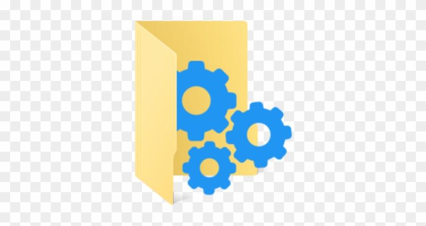 Software Folder Icon Windows 10 #241989