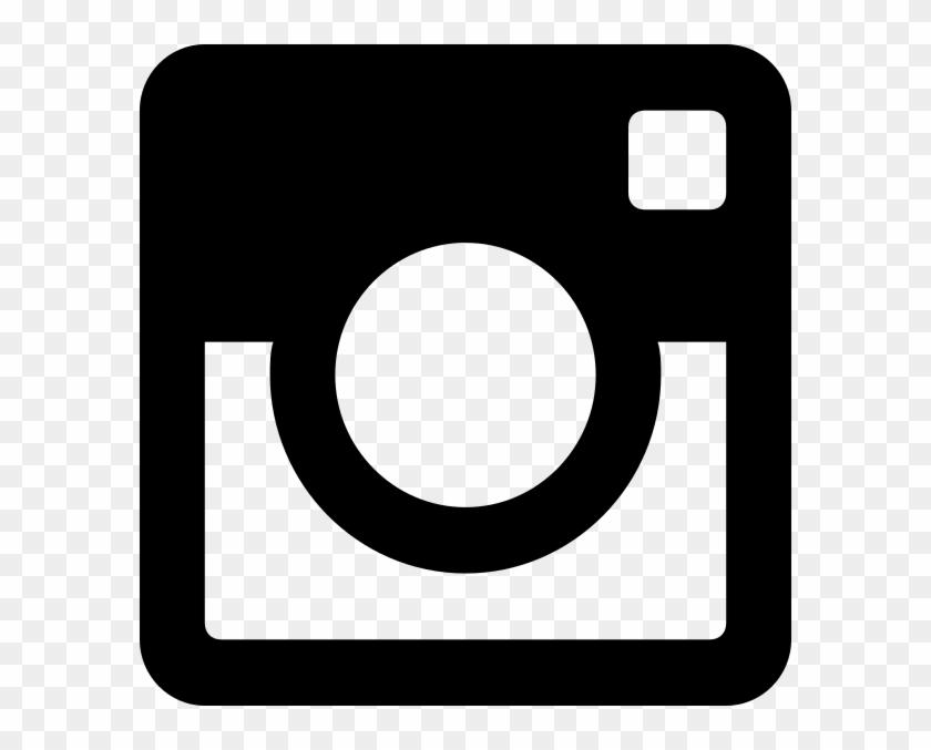 Instagram Clip Art At Clker - Instagram Logo Png #242058