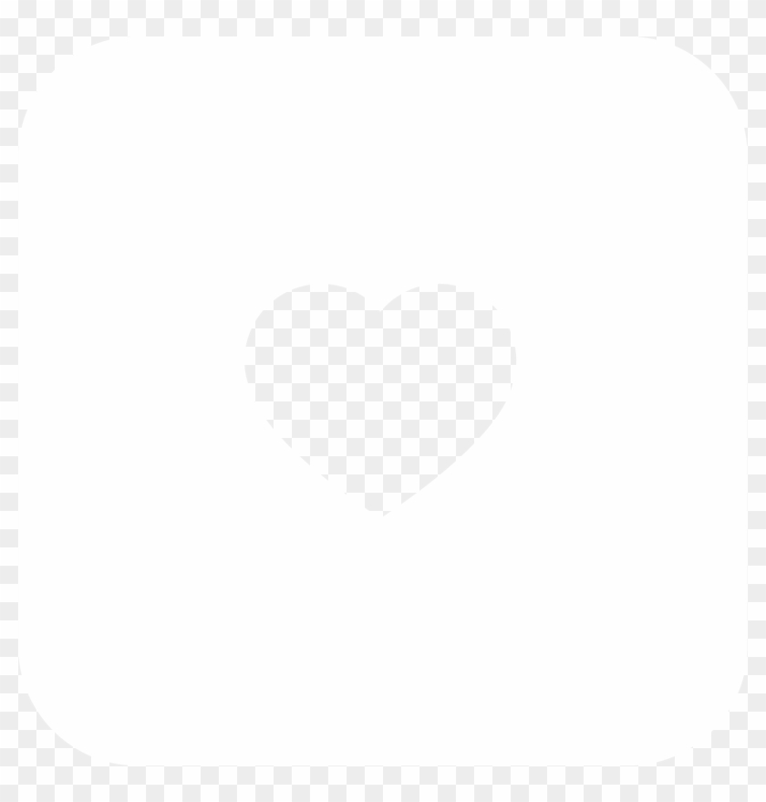 Instagram Heart Png Clipart Image 04 - White Instagram Heart Png #242071