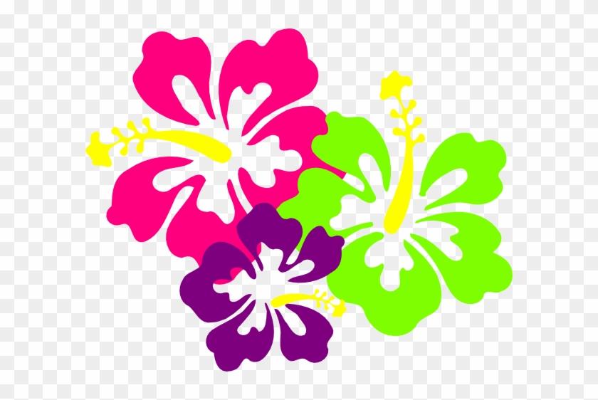 Hibiscus Clipart Polynesian - Hawaii Flower #242418