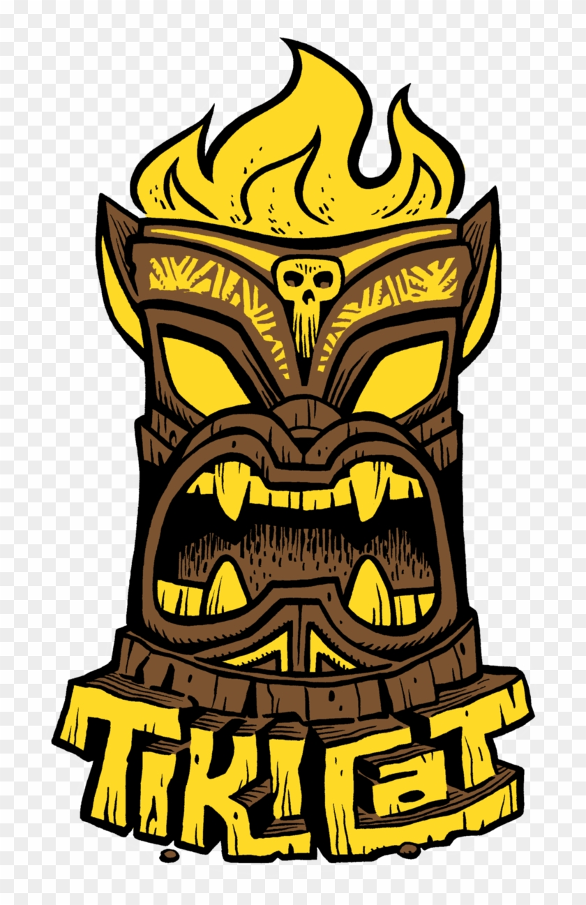 tiki mask png logo get unlimited clipart