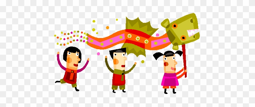 On That Note, Go Out And Celebrate Gung Hei Fat Choi - Chinese New Year Clip Art #242814