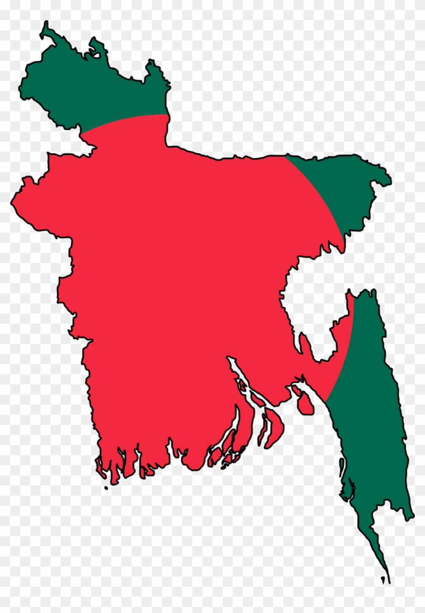 Bangladesh Flag Icon - Bangladesh Map Png - Free Transparent PNG