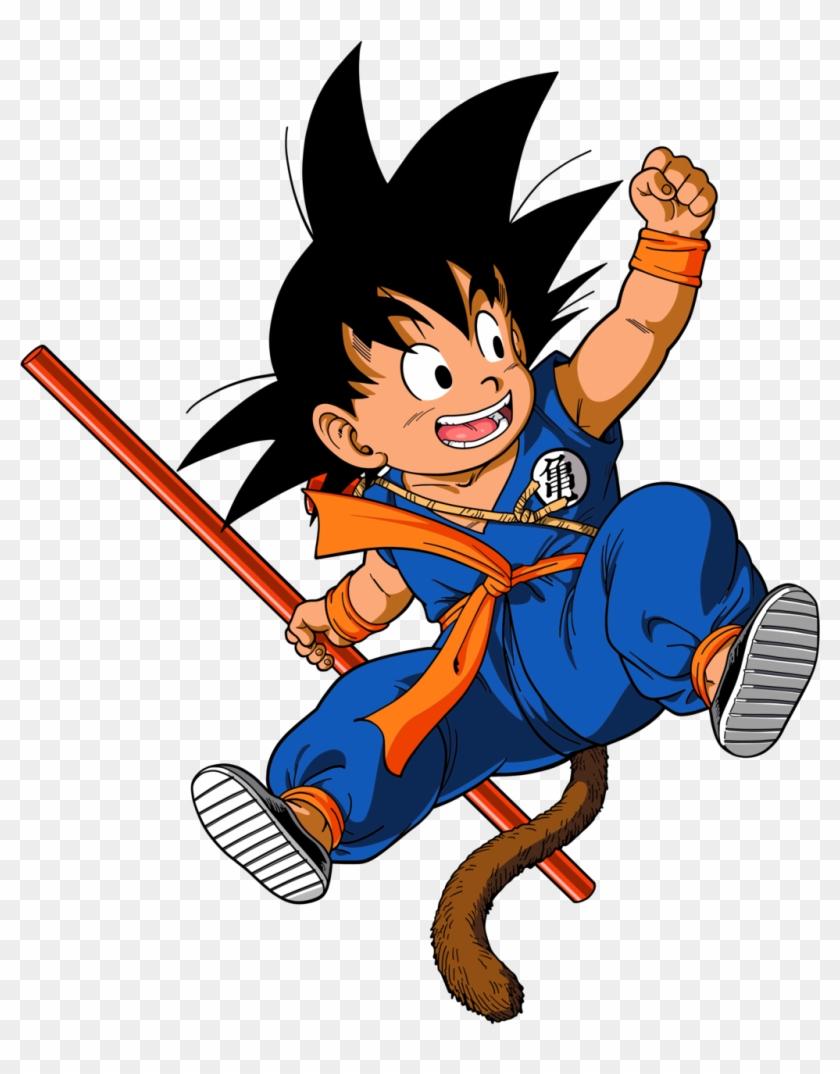 Goku Alternate Gi Vector By Kaiojinn Dragon Ball Z Goku Pequeno