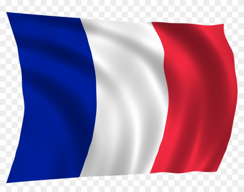 France Flag Wave Png - French Flag Transparent #242991