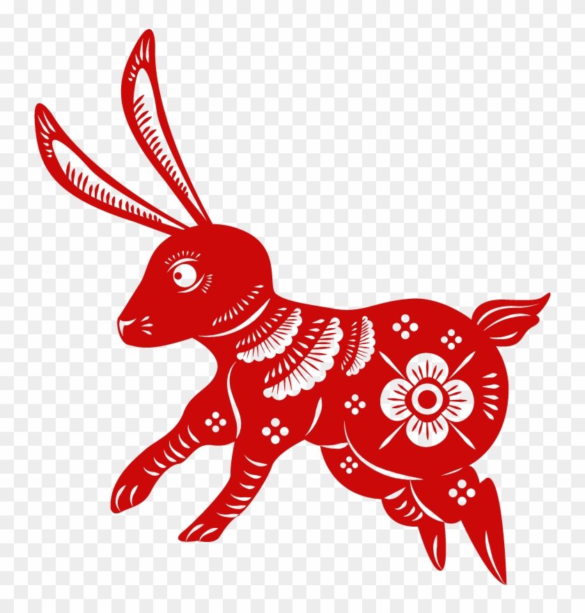 Chinese Zodiac Rabbit - Chinese Zodiac Rabbit #243000