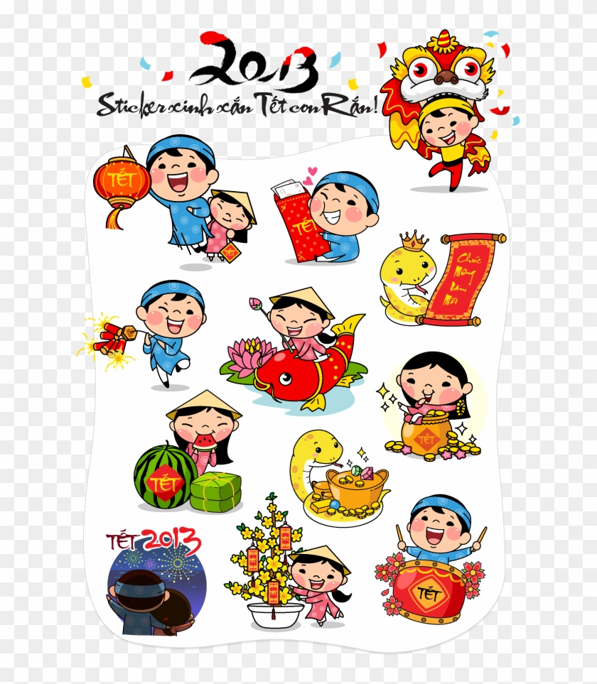 Viber Happy New Year Sticker - Viber Stickers Happy New Year #243034