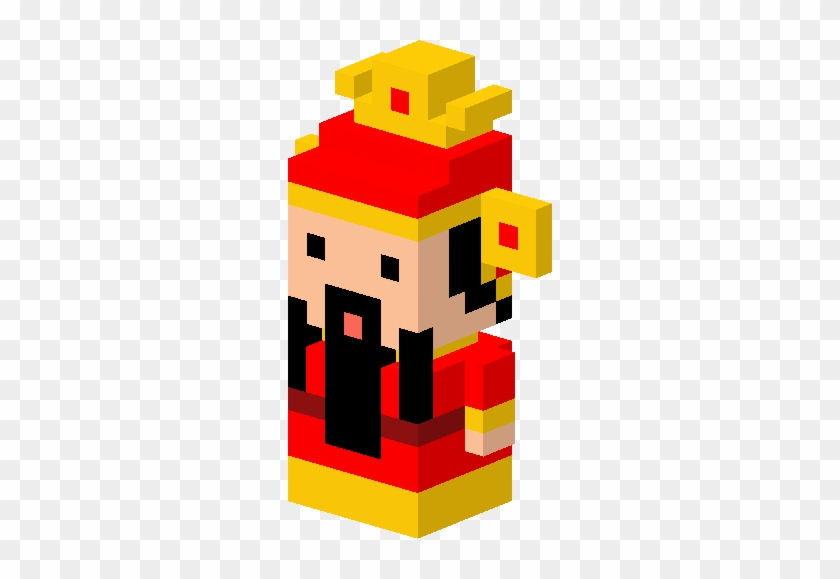 Type, Chinese New Year, Humanoid - Crossy Road Cai Shen #243321