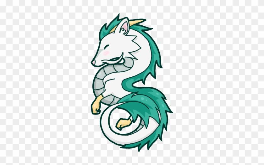 Haku Dragon Google Kereses Spirited Away Haku Dragon Chibi Free Transparent Png Clipart Images Download