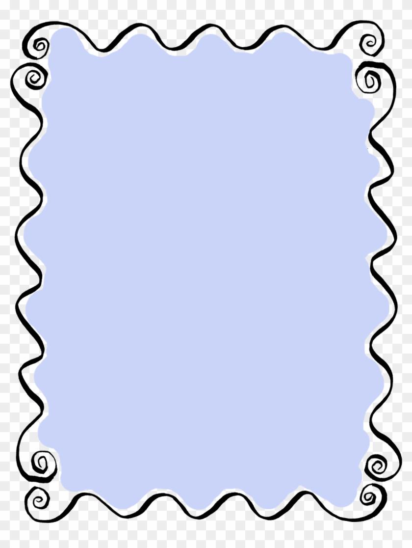 Find More Hand Drawn Frames At Digital Stamp Design - Frame Borders Clip Art #243477