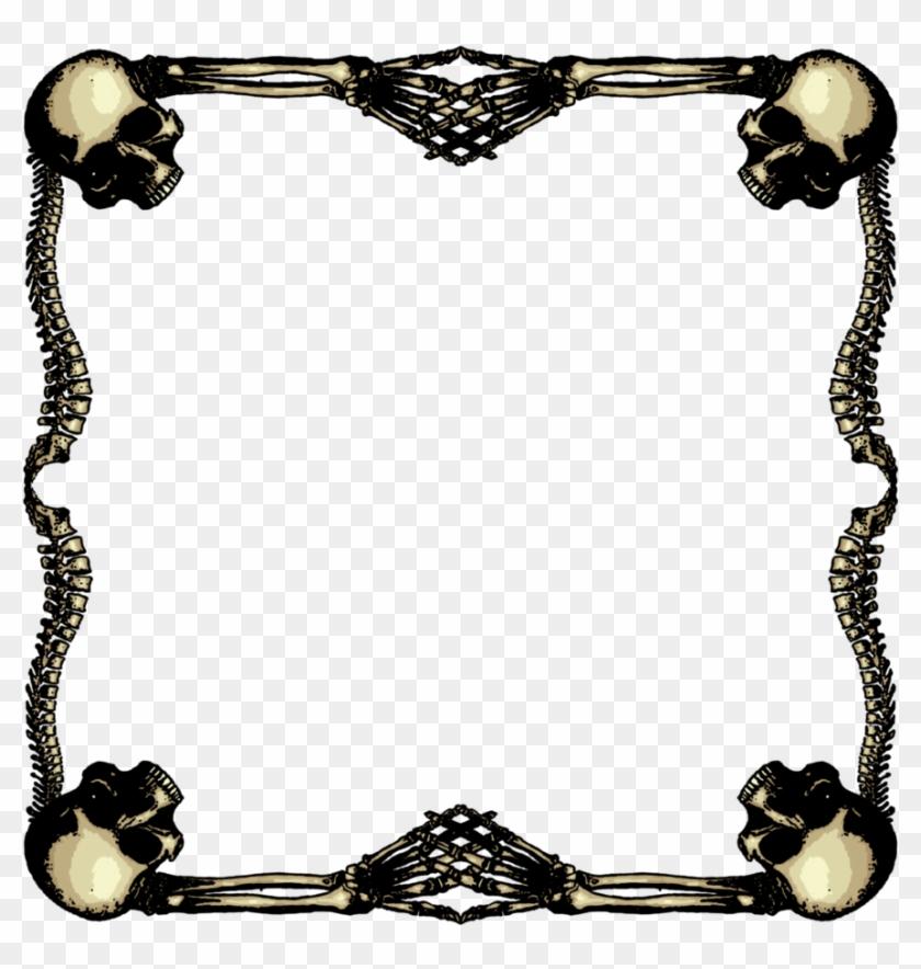 Skeletal Frame Large By Sevenbridges - Skull Frame Png - Free ...