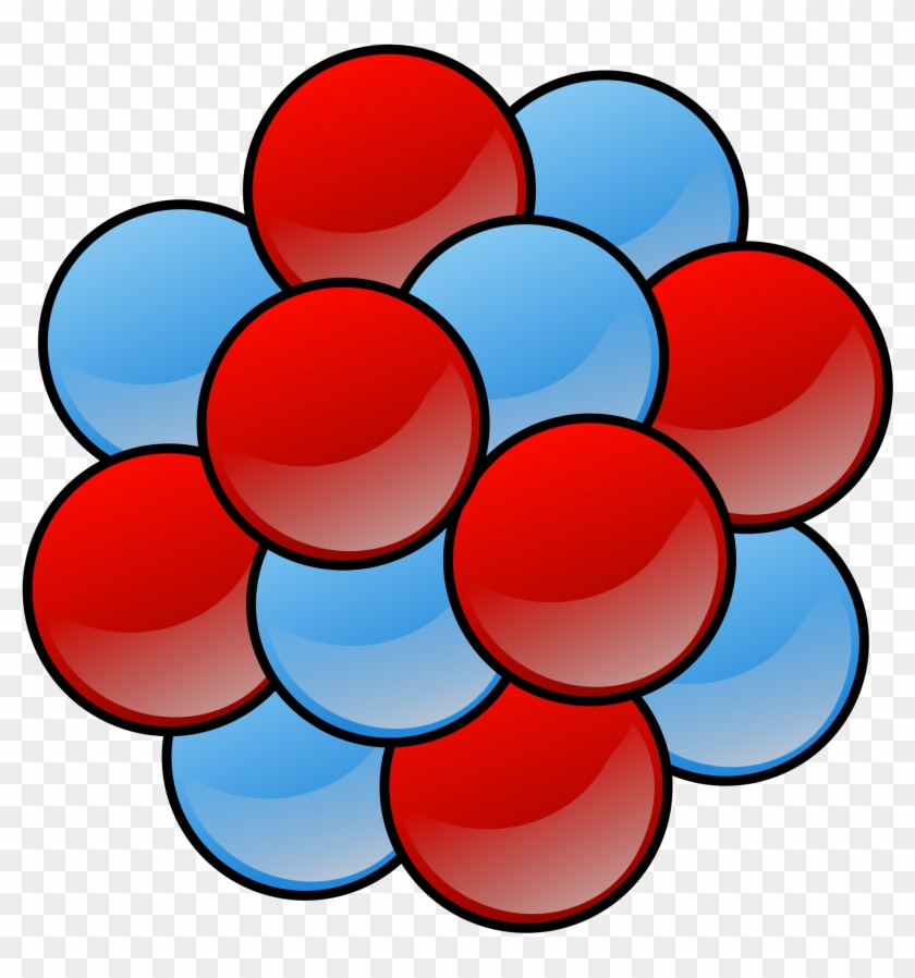 Atomic Clipart Pictures Free Download - Carbon Atom Clipart #244039