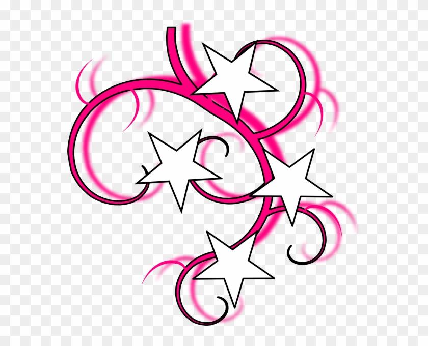 Tattoo Clip Art At Clker - Tattoo Designs Line Art Hd #244176