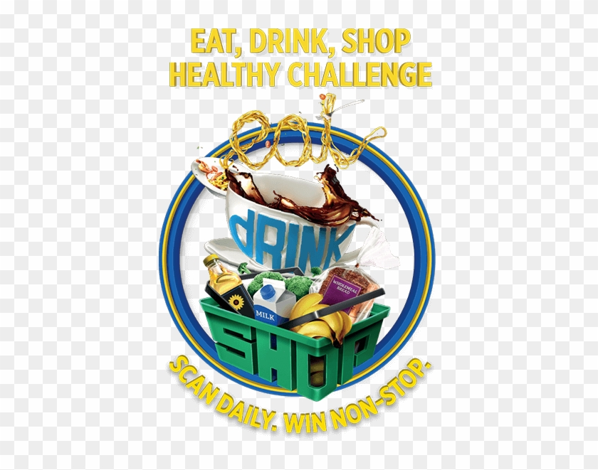 Eat Drink Shop Challenge - Eat Drink Shop Challenge #1564827