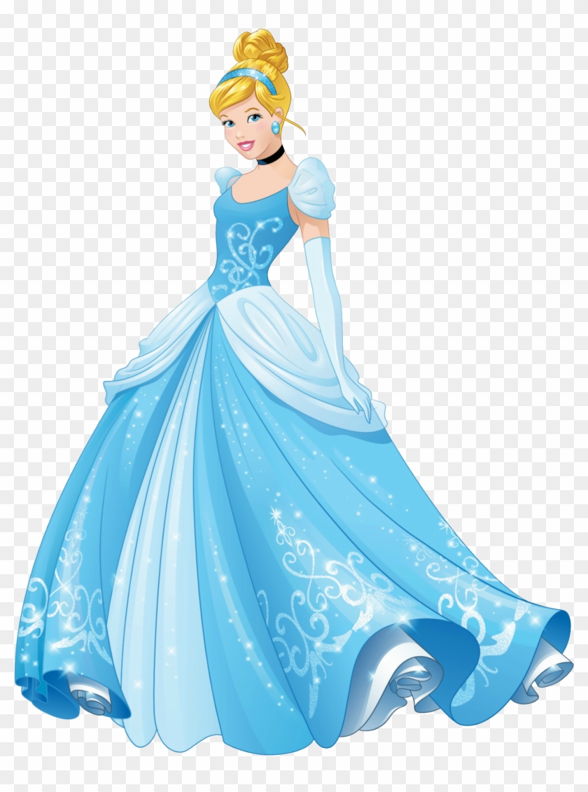 Images Of Cinderella From The Film - Disney Princess Cinderella .png #244498