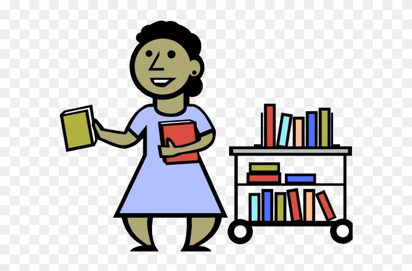 Librarian Pic Bekkum Memorial Library - Bekkum Memorial Public Library Central Library #244510