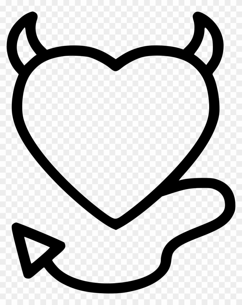 Devil Horns Comments - White Png Devil Horns #244887