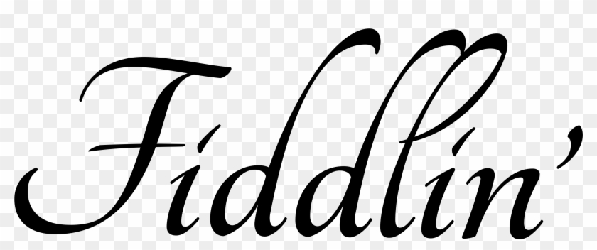 Fiddlin' Is A Celebration Of A Place, Its People And - Download The Picture Of Thank You #245518