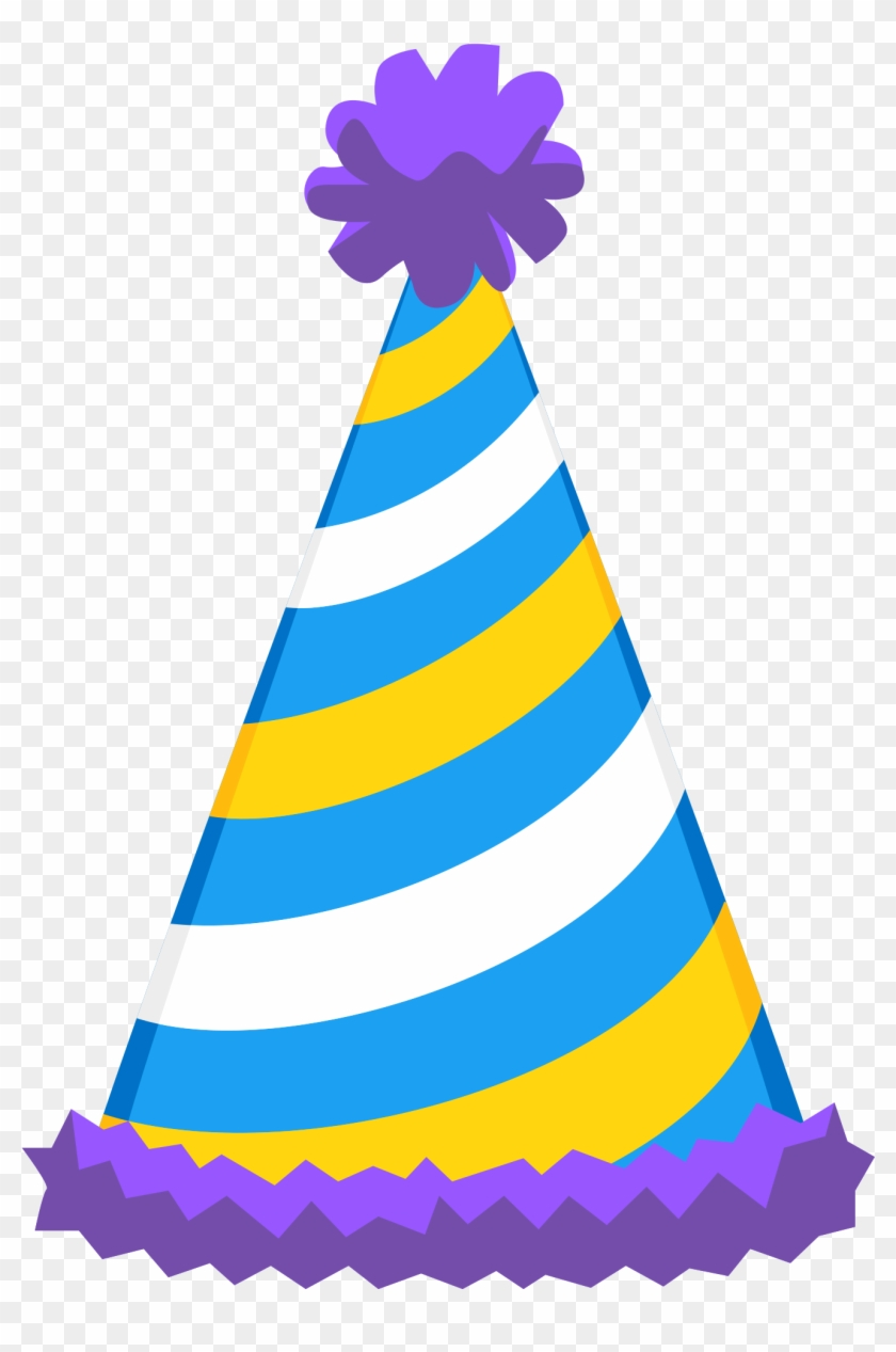 Birthday Hat - Party Hat Png #245654