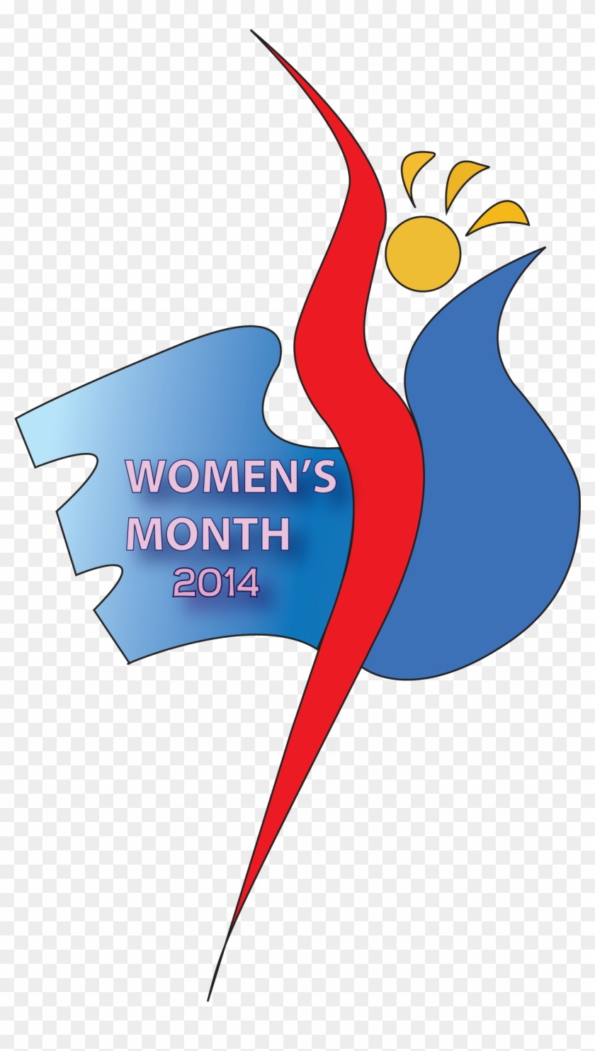 Logo For The For The 2014 Women's Month Celebration - Women's Month Celebration Logo #245762