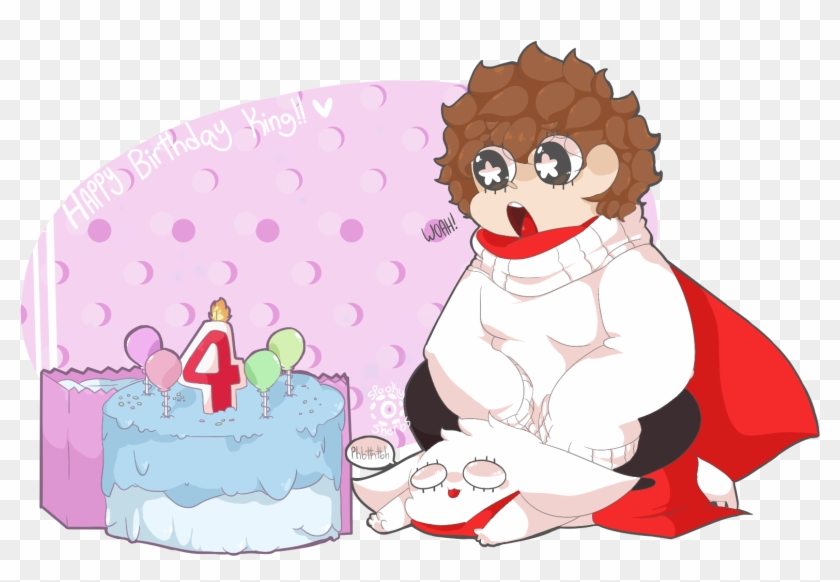 Happy Birthday Son By Spookysherbs Happy Birthday Son - Cartoon #245899