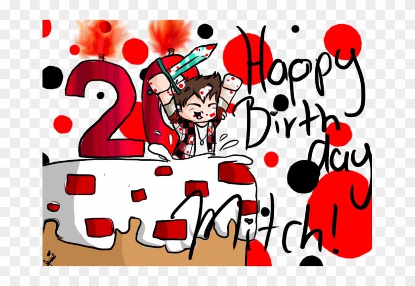 Happy Birthday, Mitch - Happy 21st Birthday Mitchell #246009