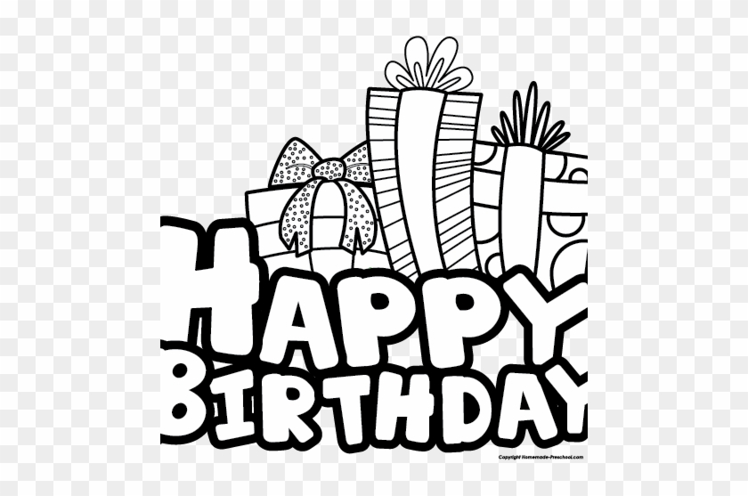 Happy Birthday Coloring Pages Pictures To Color And Happy Birthday Colouring Pages Free Transparent Png Clipart Images Download