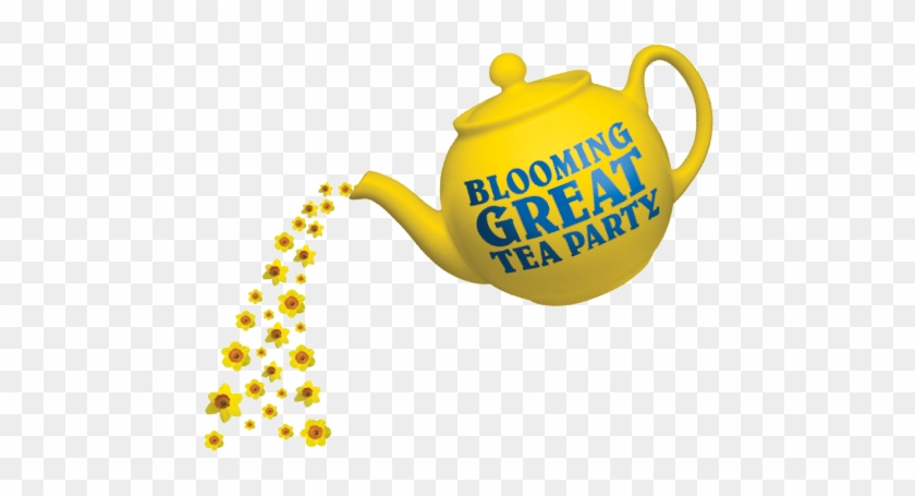 Blooming Great Tea Party - Marie Curie Tea Party 2018 #246154