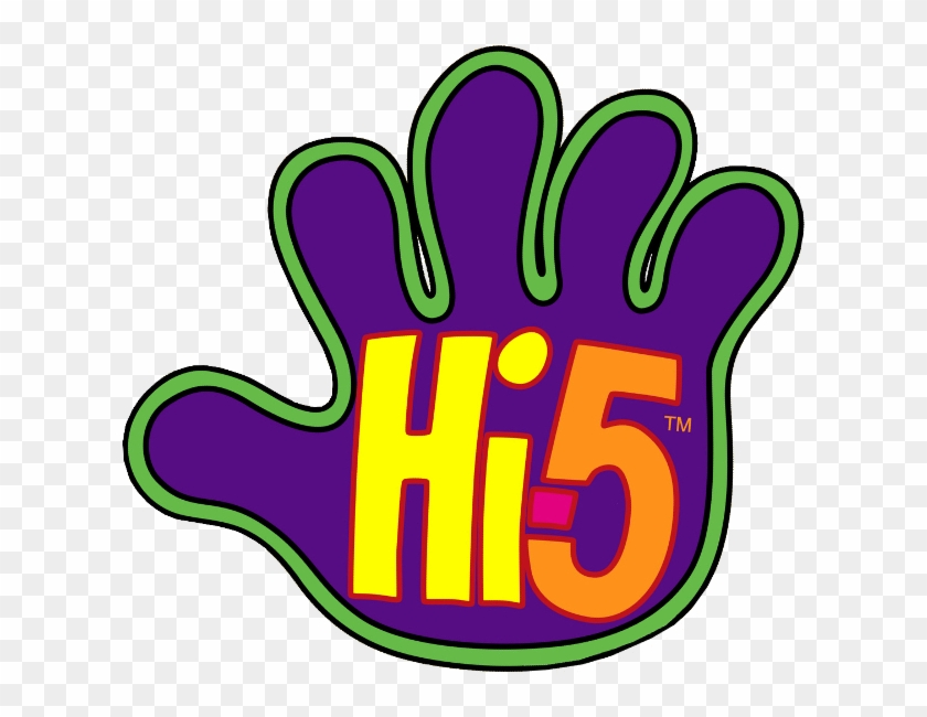 I Thought She Would Change Her Mind And Realize She - Hi 5 Logo #246317