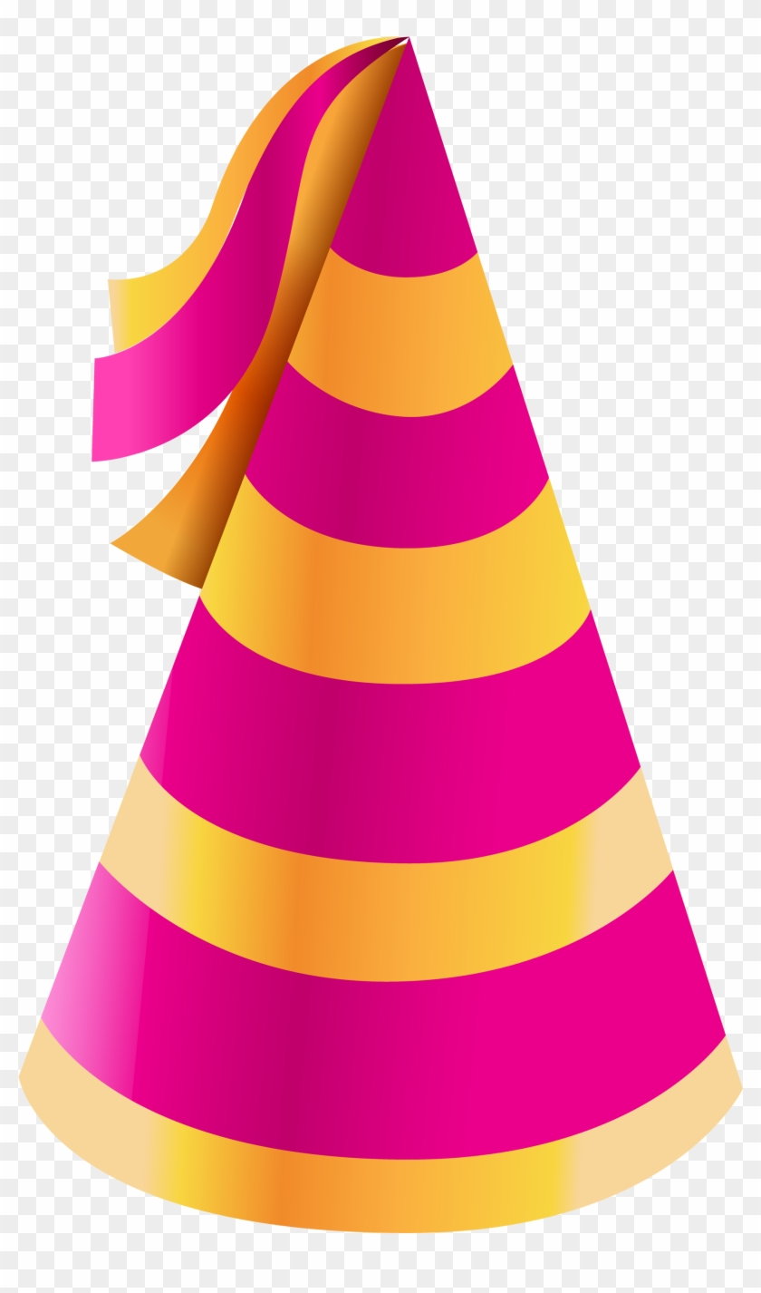 Download Birthday Party Icon Clipart Image - Party Hat Png Transparent #246333