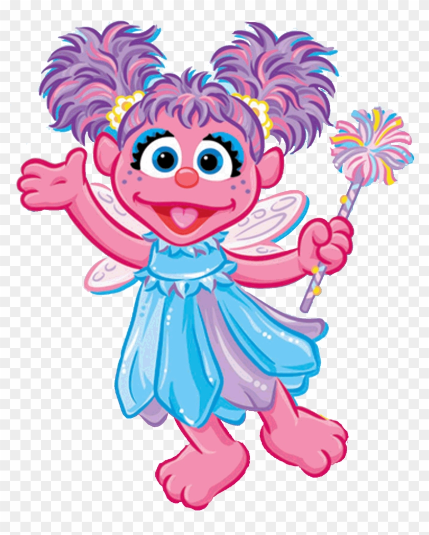 Pin By Crafty Annabelle On Sesame Street Printables Abby Cadabby Sesame Street Free Transparent Png Clipart Images Download