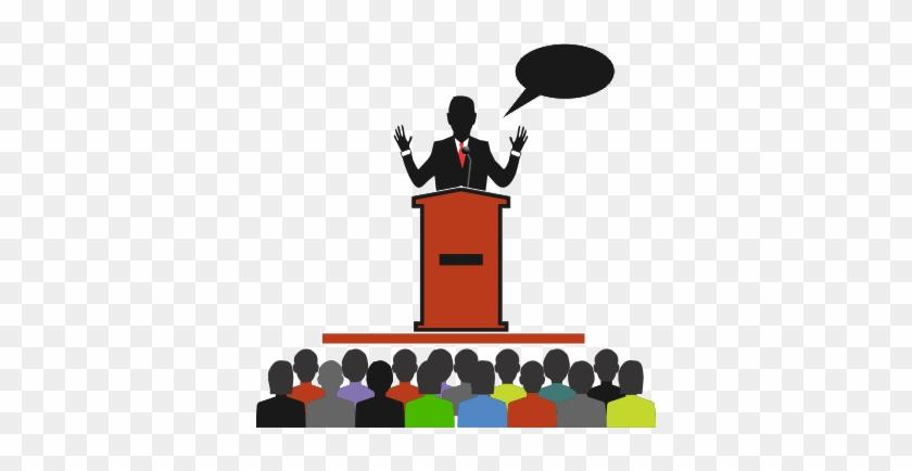 Speaker Public Speaking Clipart