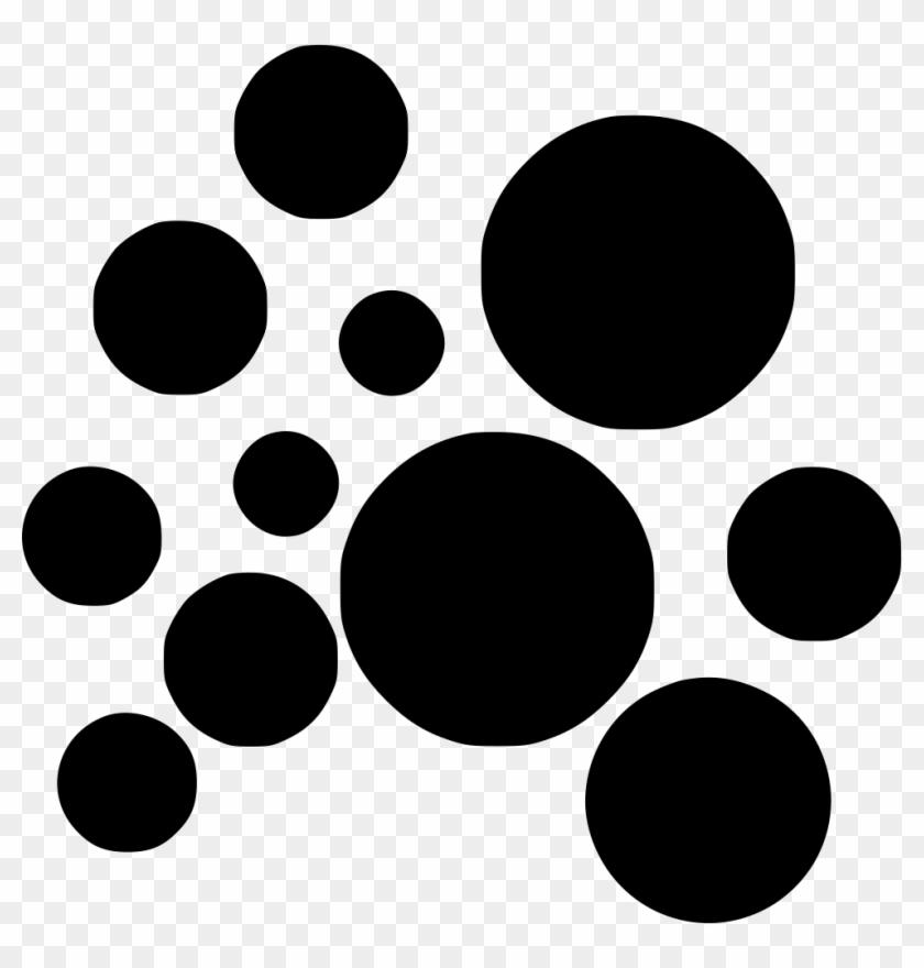 Soap Bubbles Comments - Black Bubbles Png #246644