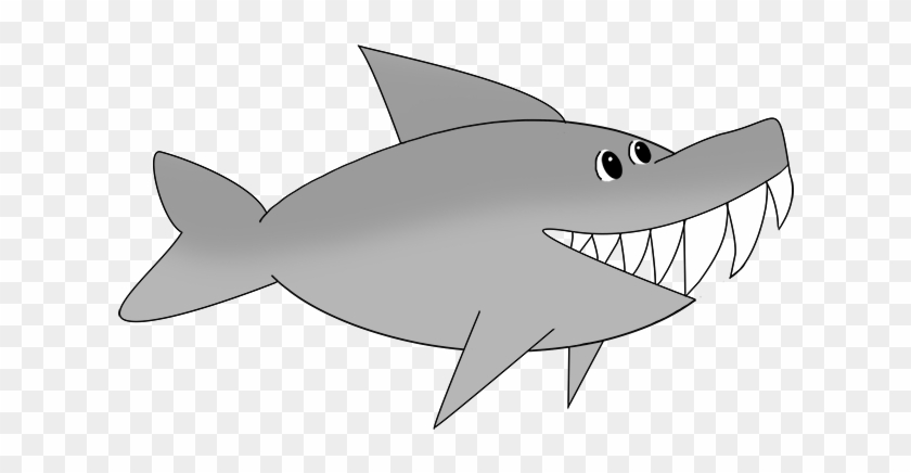 Pirate Clip Art - Great White Shark #246800
