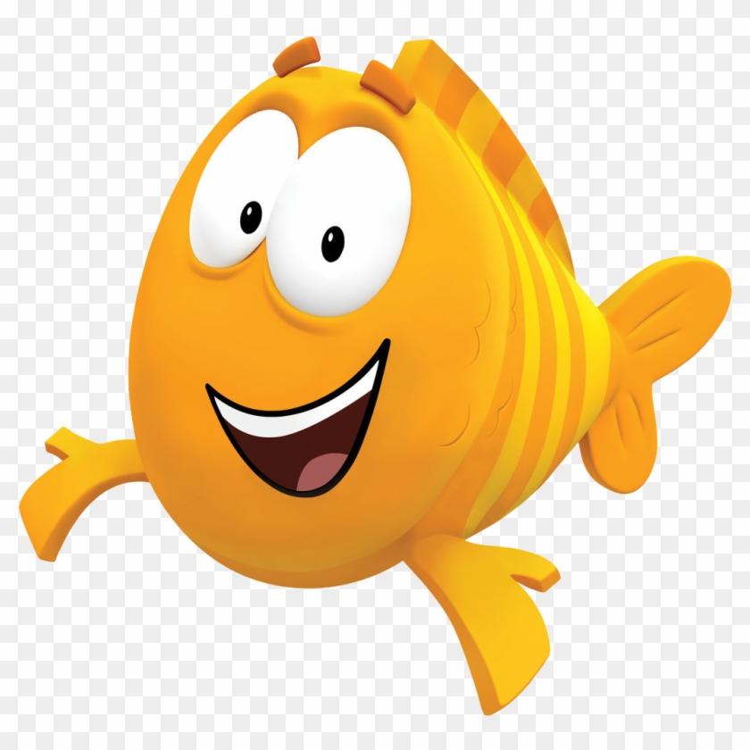 Fish - Mr Grouper Bubble Guppies #246810