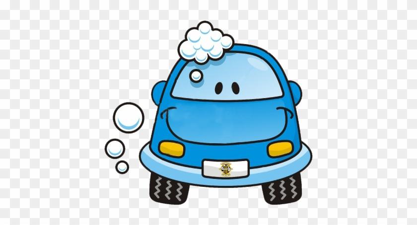 Bubbles Car Wash Clipart Clipart Kid - Cartoon Car Wash #246910